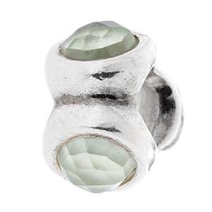 Pandora Damen-Bead Sterling-Silber 925 Kasi 79351PR