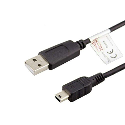 caseroxx Datenkabel Datenkabel für Becker Traffic Assist Highspeed 7934, USB-Kabel als Ladekabel oder zur Datenübertragung