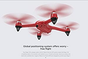 Zantec Aircraft Toys MJX B2W GPS Brushless RC Quadcopter Drone With 5G WIFI FPV 1080P HD Camera RC Aircraft Toys Gift Best Gift for Kids from Zantec