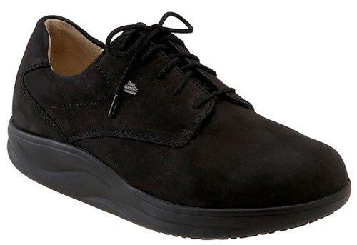 Finn Comfort , Chaussures de ville à lacets pour femme noir