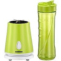Innovativo e colorato smoothie maker Melissa, borraccia fitness e frullatore 2 in 1, capacitá 600 ml, potenza 300 Watt