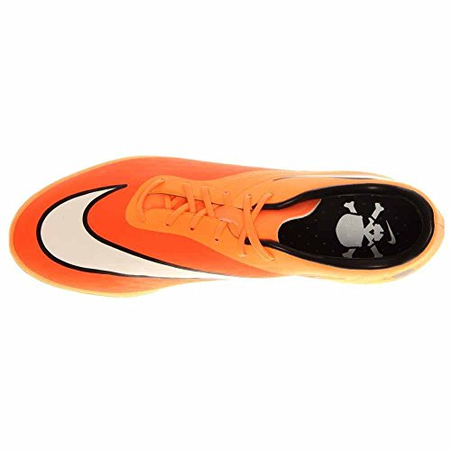 Cremisi Arancione Calcio Nike Nero 800 Scarpe Uomo Da Atomica Fg Phatal Iper Hypervenom Bianco xwaa7q8fHR
