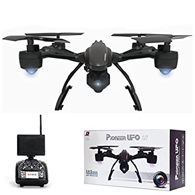 Helicopter,Clode® JXD 509G 5.8G FPV With 2.0MP HD Camera High Hold Mode RC Quadcopter + Monitor