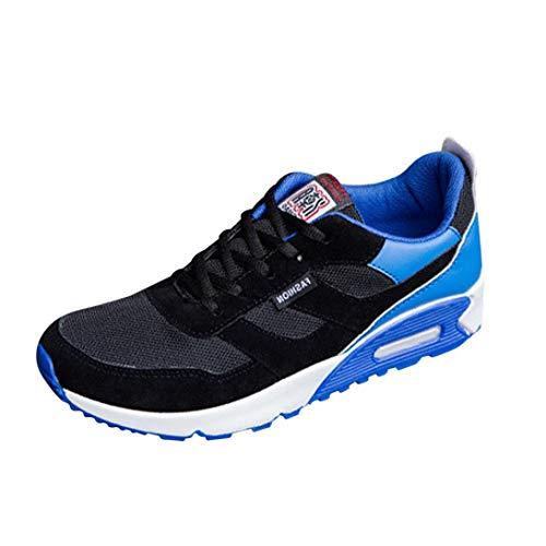 Chaussures de Sports Homme CIELLTE Sneakers Chaussures de Course Baskets Outdoor Running Entraînement Athlétique Baskets Basses Décontractées