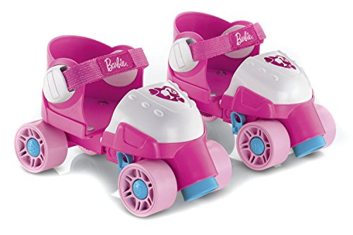 Image of Fisher-Price Barbie Grow With Me 1,2,3 Roller Skates