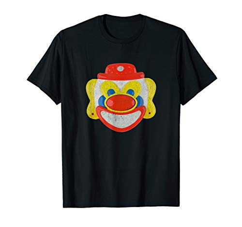 Scary Clown Hoodie T-Shirt ()