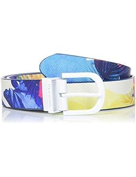 Desigual Belt_corel Reversible, Cinturón para Mujer