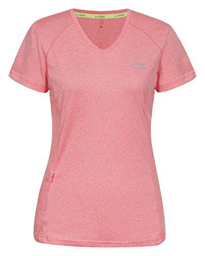 li-ning-damen-jamirah-t-shirt-pink-s