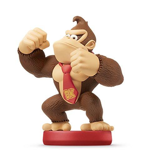 Amiibo Donkey Kong - Super Mario series Ver. [Wii U][Importación Japonesa]