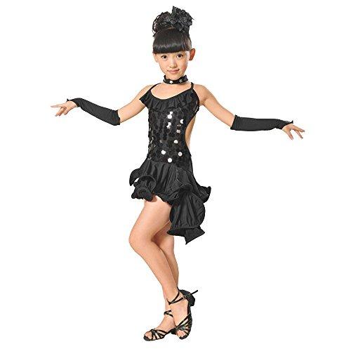Jupe De Danse Fille,Daysing Danse du Ventre Fille Fait Main Enfants Costumes Enfants Danse du Ventre Egypte Danse Tissu