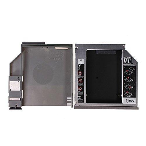 LaDicha Sata 2 HDD Cd/DVD-Rom Hard Drive Caddy Für Dell D600 D610 D620 D800 D810 D610 Dvd