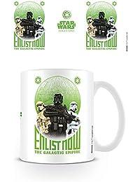 Star Wars Rogue One (Enlist Now) Coffee Mug