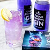 Magical Colour Changing Gin Infusing Kit - Make a whopping Five Bottles of Your own Magically Colour Changing Gin - Amazing Gift for Gin and Cocktail Lovers