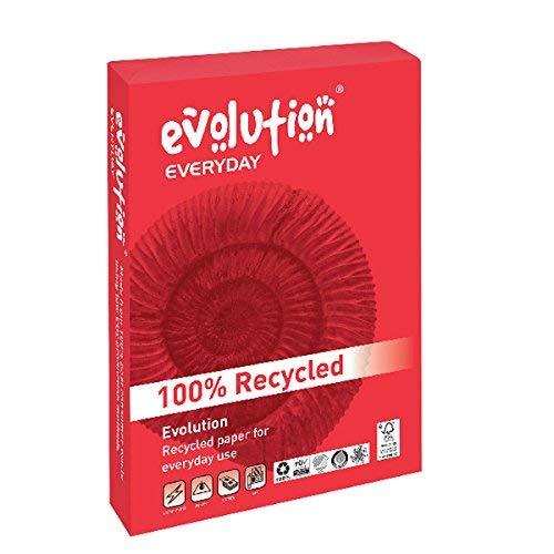Evolutio Everyday - Paquete 500 hojas papel A3 fotocopiadoras