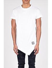 T-shirt Sixth June oversize pointe blanc 435CT