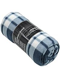 James & Nicholson Fleece Blanket Checked Schal