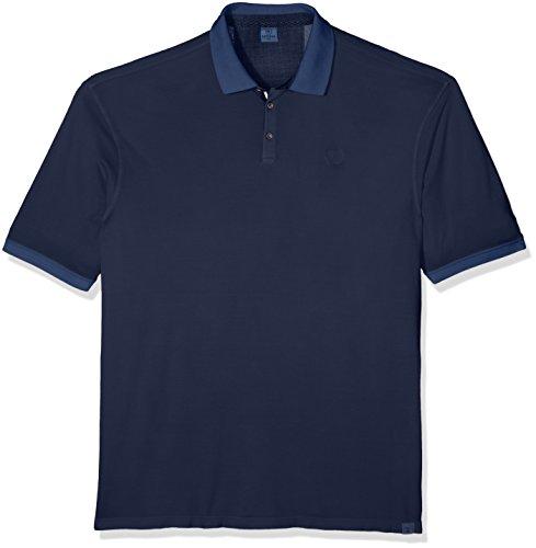 LERROS Große Größen Herren Poloshirt Lerros Polo Größen Blau (vintage Blue 474)