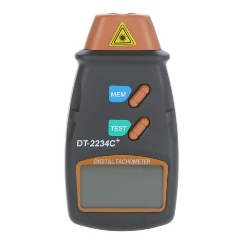laser numérique Tachymètre sans contact RPM photo Outil compteur tachymètre