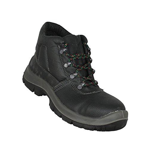 Legendary altona s3 sRC chaussures baustiefel haut noir Noir - Noir