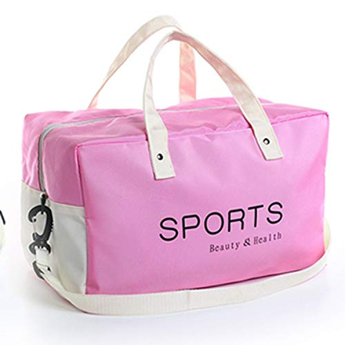 Practical Large Capacity Swimming Bag Gym Bag Sports Holdall Travel  Weekender Duffel Bag 12b9333392
