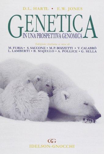 Genetica in una prospettiva genomica por Daniel L. Hartl