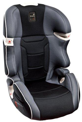 Kiwy Kinderautositz Gruppe 2/3 (15-36 Kg), carbon schwarz