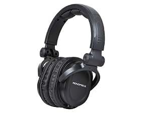Monoprice Premium Hi-Fi DJ Style Over Ear Pro Headphone