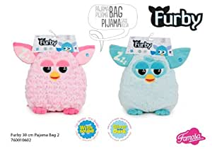 Furby Glow in The Dark Pyjama Bag with Sound
