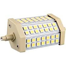 Sonline 118mm R7s Bombilla 42 5050 SMD LED en Blanco 10W Lamp Bulb