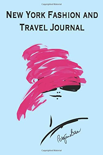 New York Fashion and Travel Journal: This little notebook is the perfect accessory to accompany you on your city break in this fabulous city. The ... plenty of space for sketching and writing.