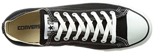 Converse All Star Ox, Sneaker Unisex Adulto Nero(Black)