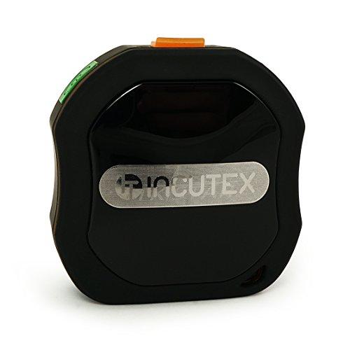 Incutex TK105 mini GPS Tracker wasserdicht GSM AGPS Tracking-System für Kinder, Eltern, Haustiere und Autos