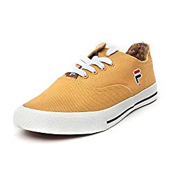 Fila Mens Farli Walk Plus 2 Sneakers(11003192) (8 UK, Camel)