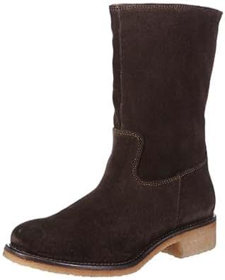 GANT Carmel dark brown suede 45.1038.01.D19, Damen Stiefel, Braun (brown), EU 40