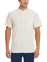 11.11 / eleven eleven Men's Casual Shirt