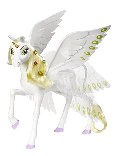 Mattel Mia and Me BFW45 - Einhorn Onchao mit Zubehör für Mähne und (Flügel Der Fee Die)