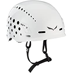 Salewa duro 2.0 – Casco de escalada Casco, White, Uni