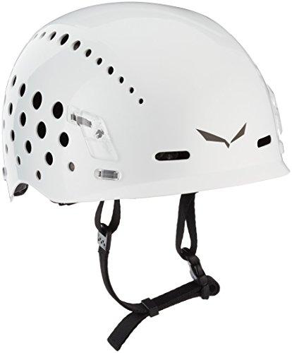 Salewa Duro 2.0 – Casco de escalada, unisex, color blanco