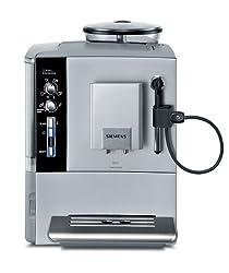 Siemens TE503501DE Kaffeevollautomat EQ.5 macchiato / 15 bar / 1,7 l Wasserbehälter / silber