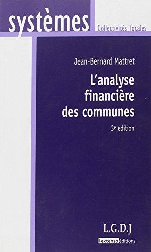 L'analyse financière des communes