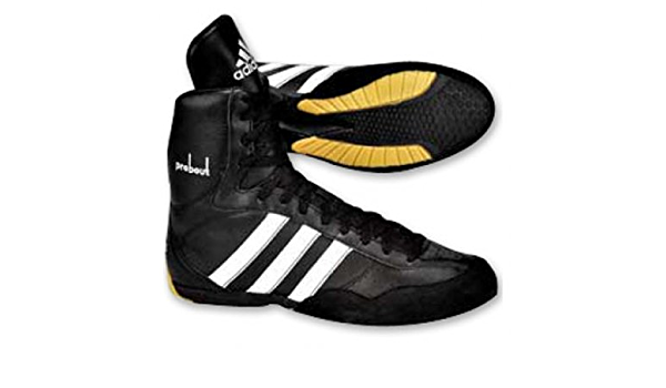 ADIDAS Pro Bout Boxing Boot, UK10.5