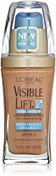 LOreal Visible Lift Serum Absolute Advanced Age-Reversing Makeup, Buff Beige 1 oz (Pack of 2)