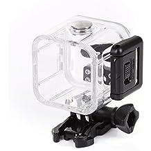 Deyard S-01 blanco Carcasa Recubrimiento Protectora Prueba Agua para Cámara GoPro Hero 5 Session Hero session