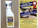 Schimmel Stop Spray DAS ORIGINAL Spühflasche 500ml gegen alle Schimmel und Pilzarten