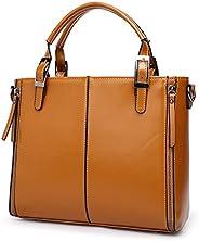 Trendy Shoulder Bag For Women Fashion Leather Ladies HandBag Casual Business Messenger Bag