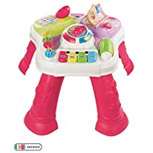 Vtech 80-148083 Play & Learn Activity Table, Pink
