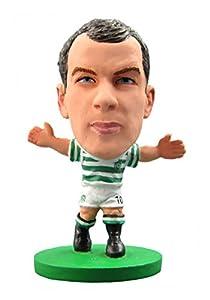 Soccerstarz - Figura con Cabeza móvil (Creative Toys Company 76515) Importado de Inglaterra