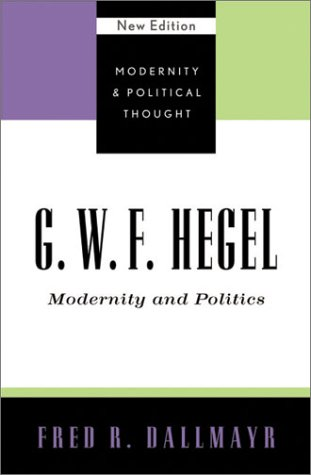 gwfhegel-modernity-and-politics-modernity-and-political-thought