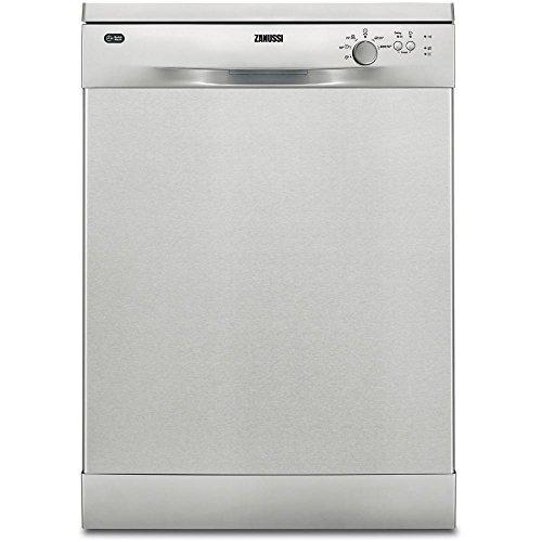41HM8qqpRsL. SS500  - Zanussi ZDF22002XA 13 Place Freestanding Dishwasher - Stainless Steel
