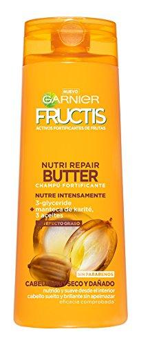 Garnier Fructis Champú Nutri Repair Butter